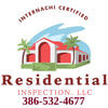 Residential Inspection LLC Home inspector serving Deland,Palm Coast,New Smyrna Beach